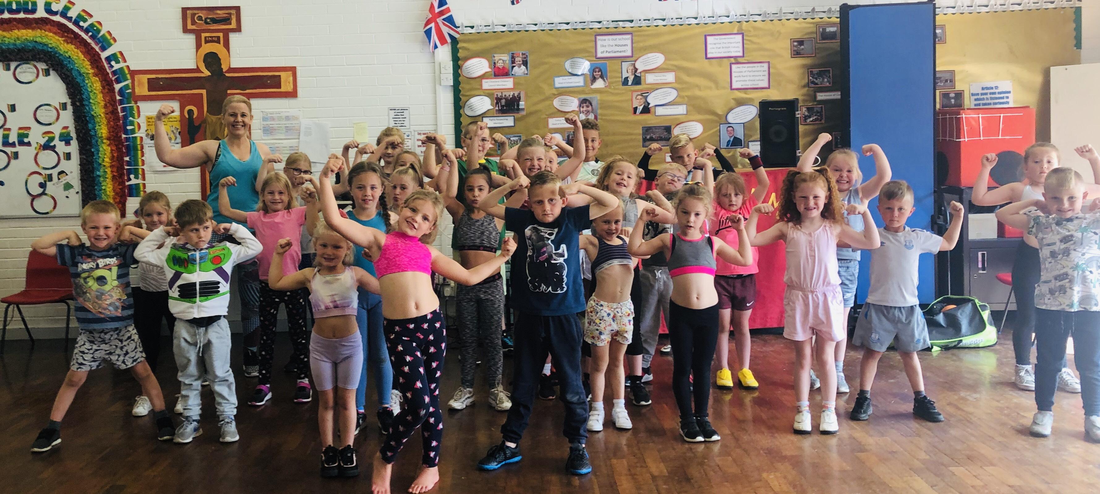 Summer Fitness Sessions for Children 2019