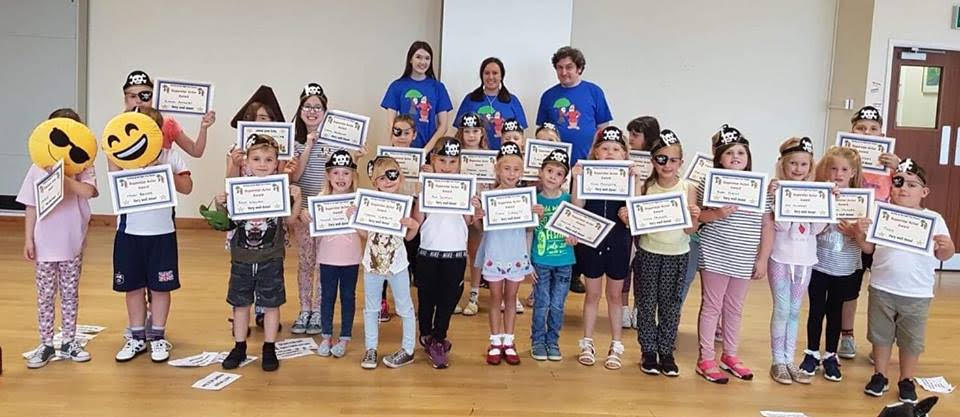 Play in a Day Drama Workshops Summer 2018
