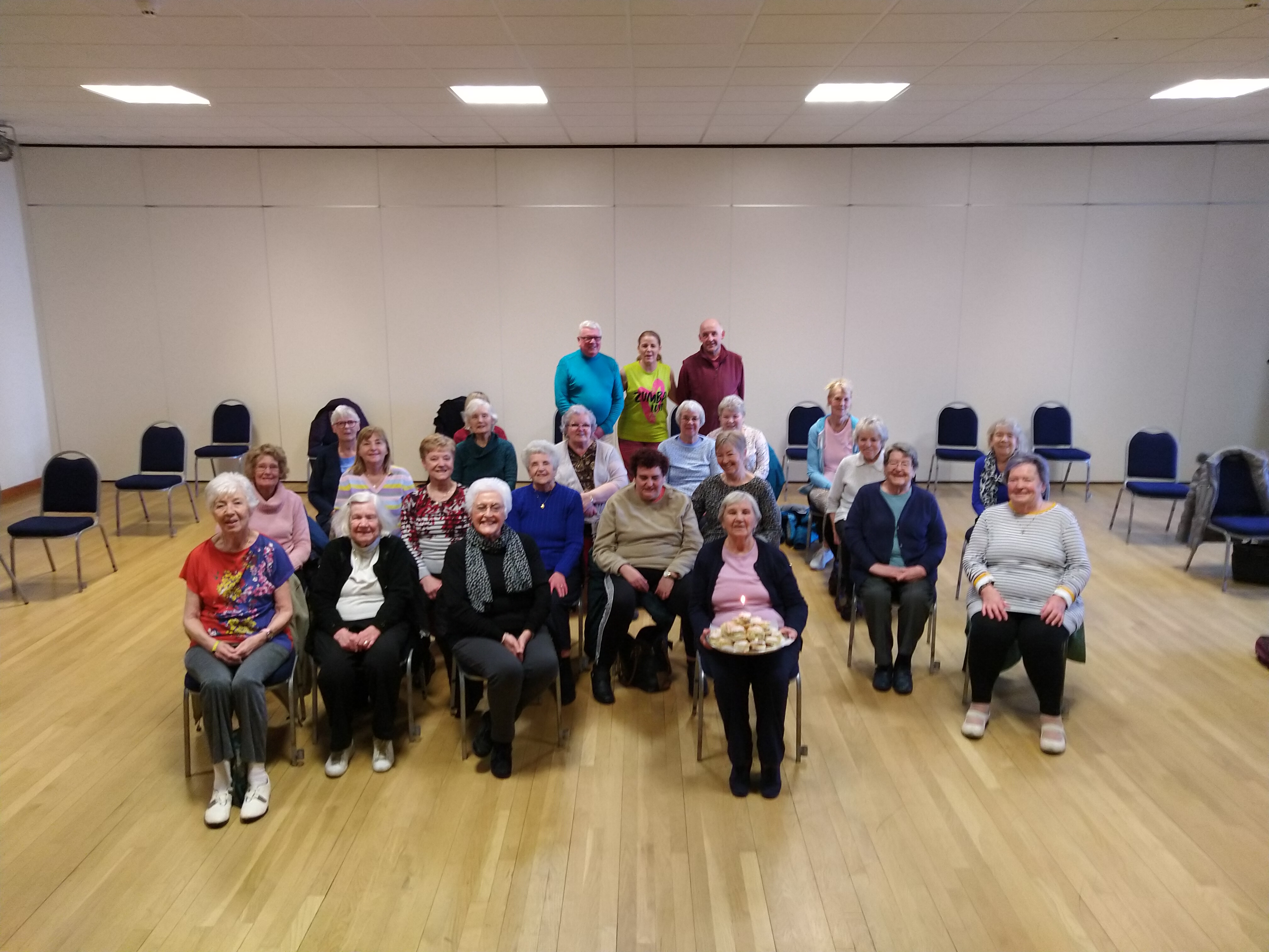 Free Seated Exercise Classes for Skelton & Brotton Parish Residents