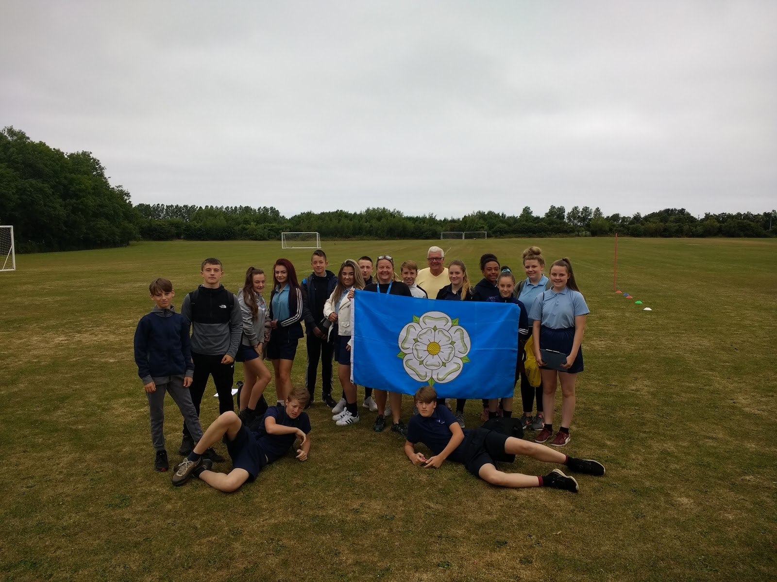 Skelton and Brotton Parish Council Supports East Cleveland Youth Olympics 2019