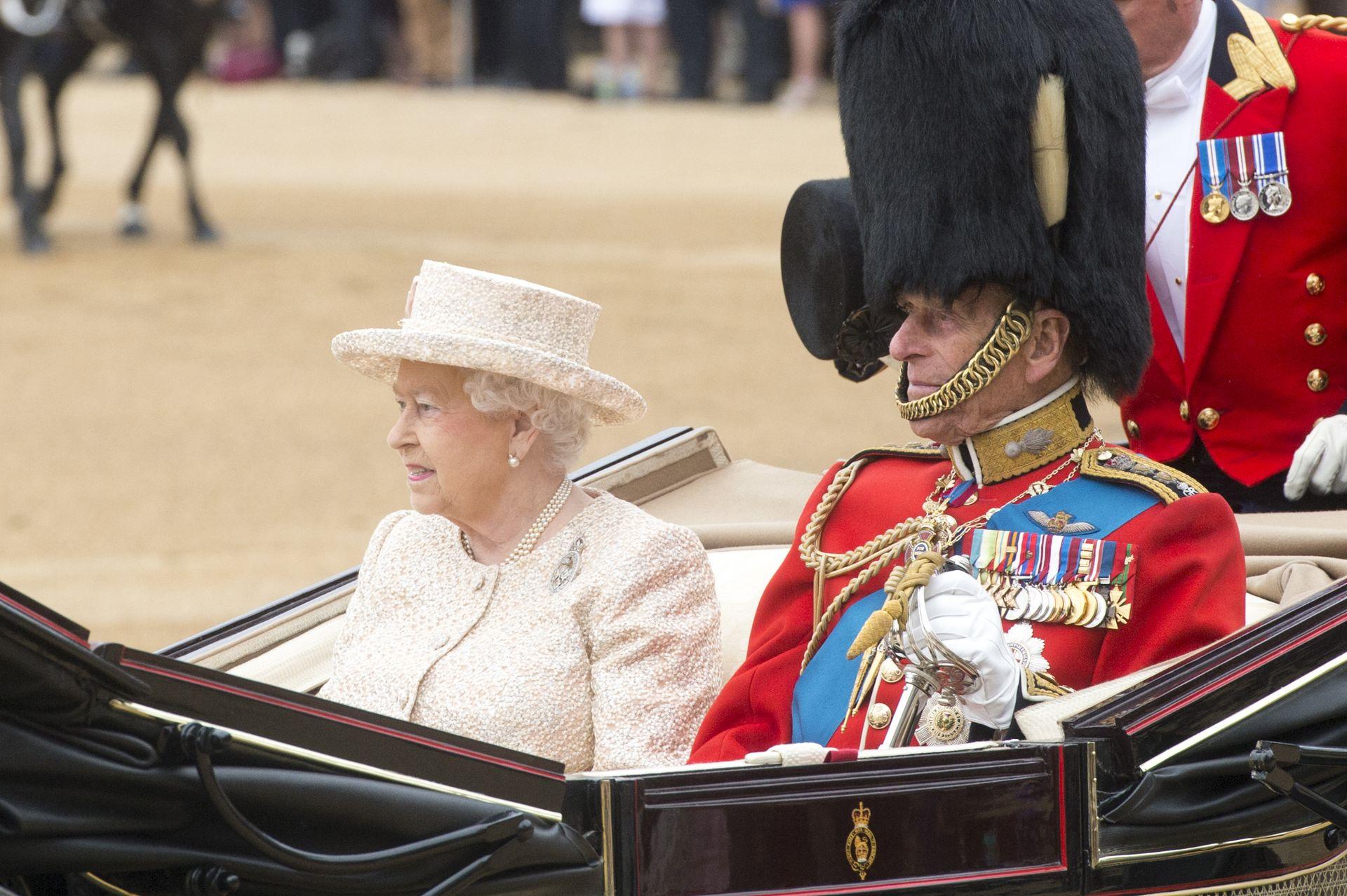 Statement upon the death of The Duke of Edinburgh